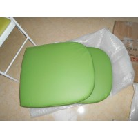 Replacement Cushions for Bubble Chair in Green color and PU leather
