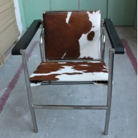Repair Replacement Straps And Cushions For Lc1 Sling Chair In Pony Skin Leather
