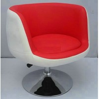 Leather Cup Style Chair