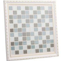 Simple Style Crystal Glass Mosaic Tile Style 11