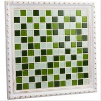 Simple Style Crystal Glass Mosaic Tile Style 14