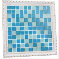 Simple Style Crystal Glass Mosaic Tile Style 8