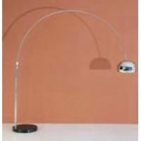 Arco Lamp With Round Base-Large Size