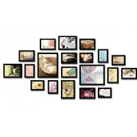Wall Photo Collection Of 20Pcs