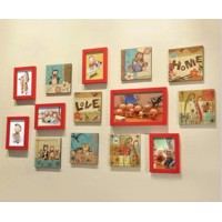 Wall Photo Collection Of 14Pcs