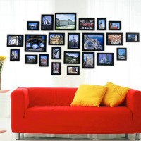 Wall Photo Collection Of 23Pcs
