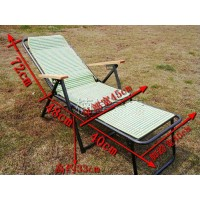 Nap Lounge Chair With Ottoman