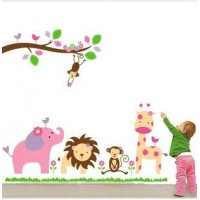 Removable Kids Bedroom Wall Sticker