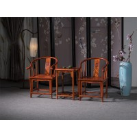 Chinese Style Ming And Qing Dynasty Round Arm Chair Buy Combination With 15% Discounts