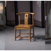 Chinese Style Ming And Qing Dynasty Half Round Arm Chair Buy Combination With 15% Discounts