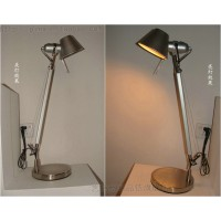 Artemide Style Tolomeo Desk Or Table Lamp Of Single Arm