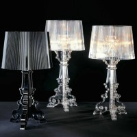 Kartell Style Bourgie Table Lamp