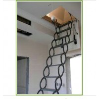 Foldable Stairs For Loft