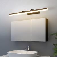 Led Modern Rectangular Mirror Lamp For Bathroom