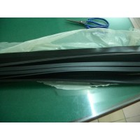 Black Barcelona Chair Straps Repair Replacement Belts