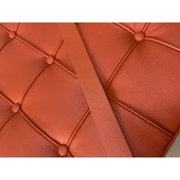 Real Leather Barcelona Chair Straps in Higher grade