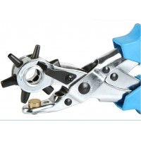 Leather Punch Plier Strap Hole Punch Tool
