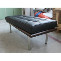 Barcelona Bench Two Seaters Short Bench of 132cm