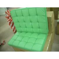 Green Barcelona Chair Cushions