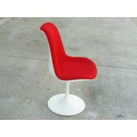 Tulip Padded Chair Without Arms