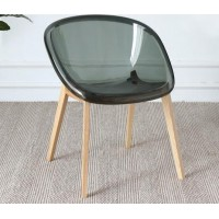 Nude Round Chair