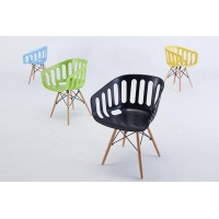 Plastic Basket Chair
