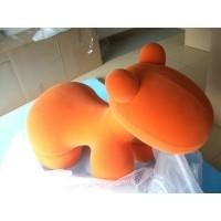 Pony Chair In Orange Color