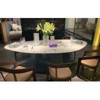 Loveluxe Style Marble Table Inspired By Giuseppe