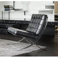 Vintage Full Grain Leather Barcelona Chair