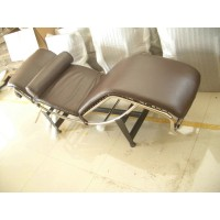 Le Corbusier Style Lc4 Chaise Lounge Chair