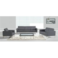 Florence Knoll Chair And Sofa Set Of One Two Three Seaters