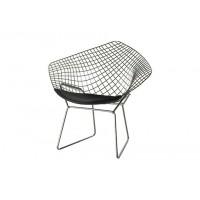 Bertoia Diamond Wire Arm Chair