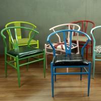 Wishbone Y Chair In Steel Version