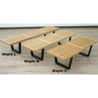 Nelson Platform Bench Of Small Size