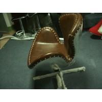 Swan Chair With Aluminium Shell